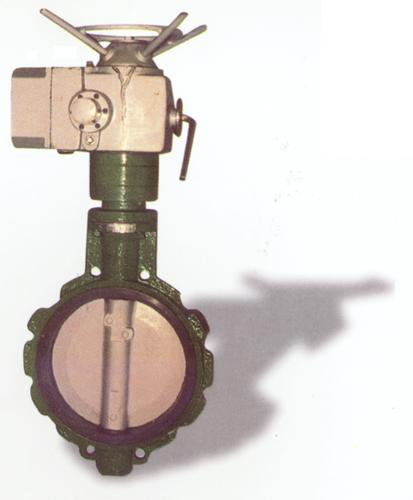 D971X-1.0电动对夹蝶阀