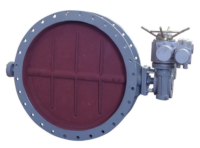 ZKJW-0.6S电动蝶阀