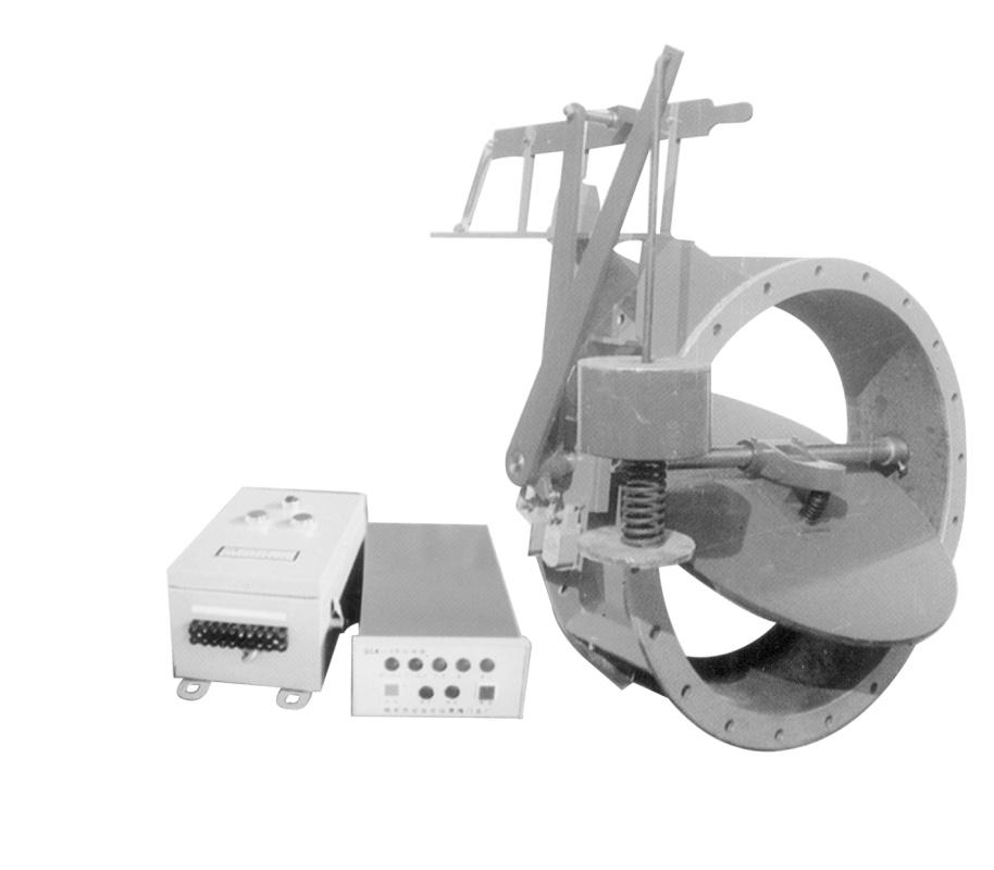 DMF 电磁式煤气安全阀